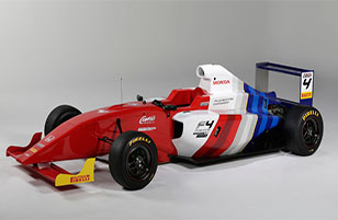 Get behind the wheel of the new SCCA F4!